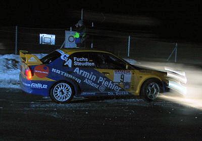 Maik Steudten/Thomas Fuchs  -  Mistsubishi Lancer EVO