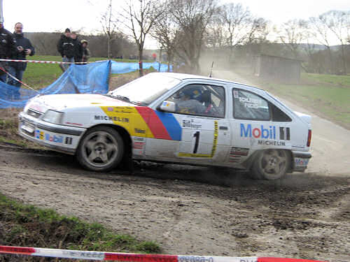 Schleimer/Fuchs  -  Rallye Zorn 2008