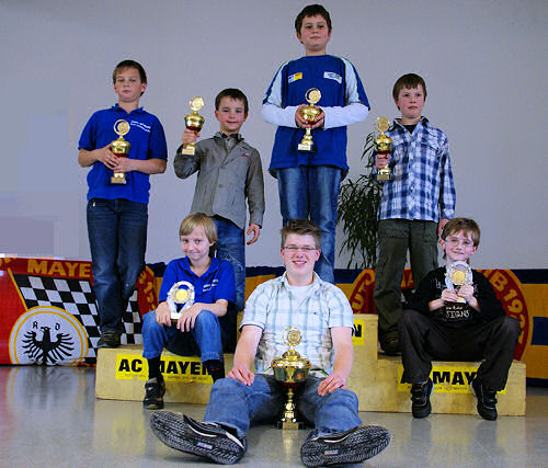 3. ADAC Winter Karttrophy