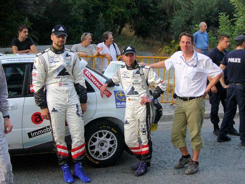 Akropolis Rallye 2008