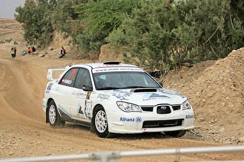 Rallye Jordanien 2008 - Wimmer/Koelbach