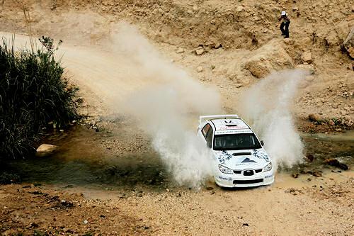 Andreas Wimmer/Michael Koelbach - Rallye Jordanien