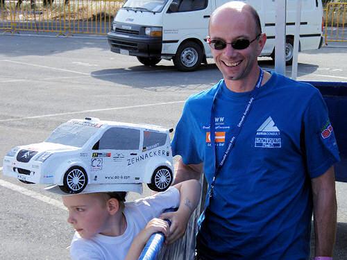 Rallye Sardegna 2008