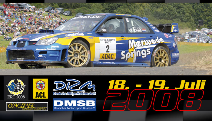 Eifel Rallye 2008
