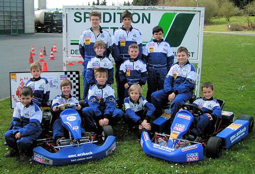 Kart-Slalom-Team AMC Arzbach 2008