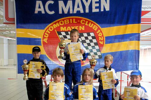 1. Endlauf ADAC Mittelrhein-Kartslalom-Meisterschaft