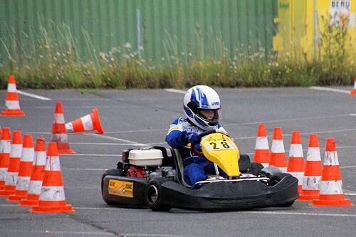 2. Endlauf ADAC-Mittelrhein-Kartslalom-Meisterschaft