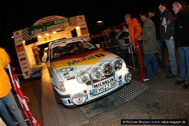 Rallye Köln-Ahrweiler 2008