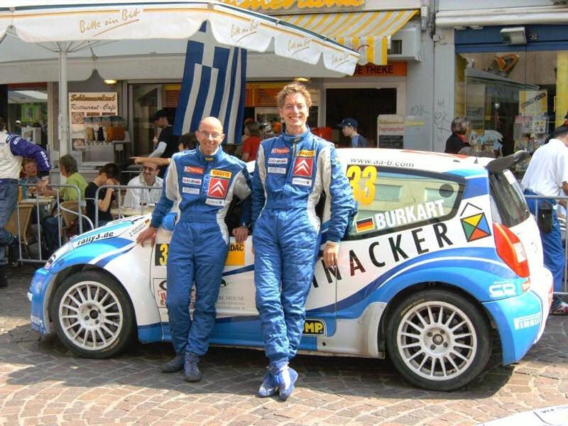 Rallye Deutschland 2008