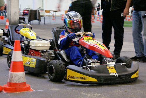 Kart-Winter Trophy 2009 - Silas Hofmann