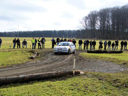 Schleimer/Fuchs- Gesamtsieg Rallye Zorn 2009
