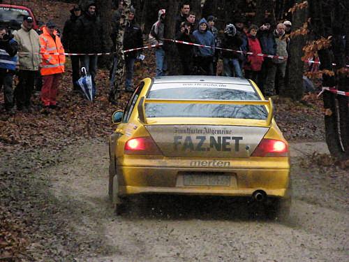 Taunus-Rallye 2009
