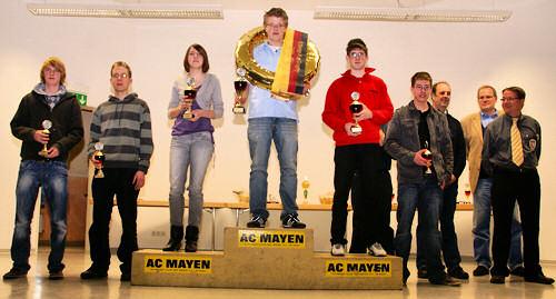 Hagen Fries - Sieger der K5