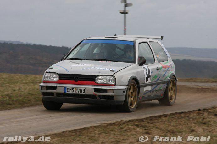 Schrinner/Schrinner, Rallye Kempenich 2009