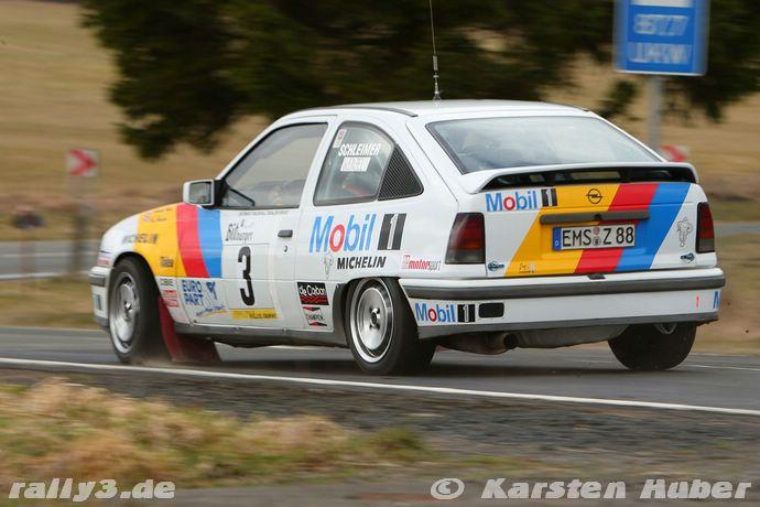Schleimer Wenzel - Rallye Kempenich 2009