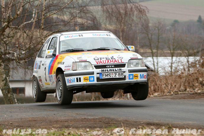 Schleimer/Wenzel - Rallye Kempenich 2009