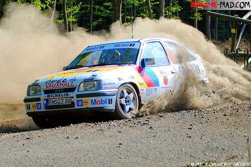 Schleimer/Hawranke - Rallye Vogelsberg 2009
