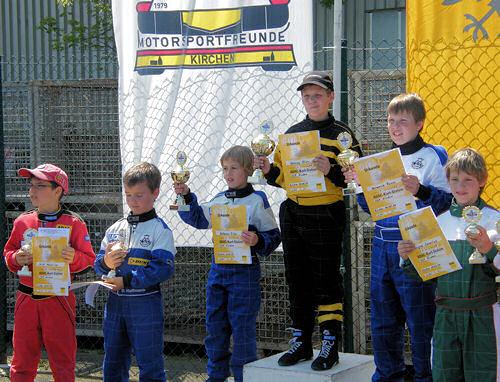 Jugend Kart-Slalom MSF Kirchen 2009