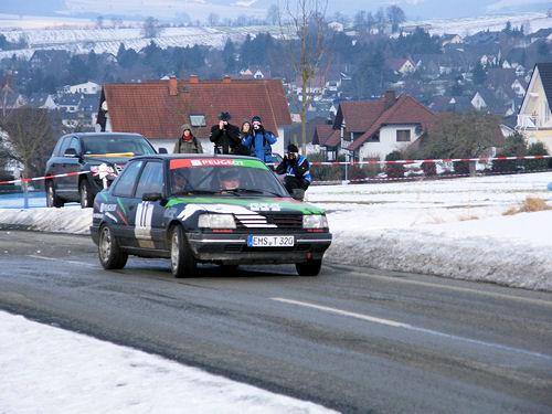 Michael Schäfer/Jörg Bonin - Peugeot 309 GTI 16V