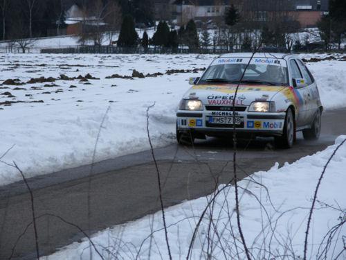 Christoph Schleimer/Thomas Fuchs - Vauxhall Astra GSI - Rallye Zorn 2010